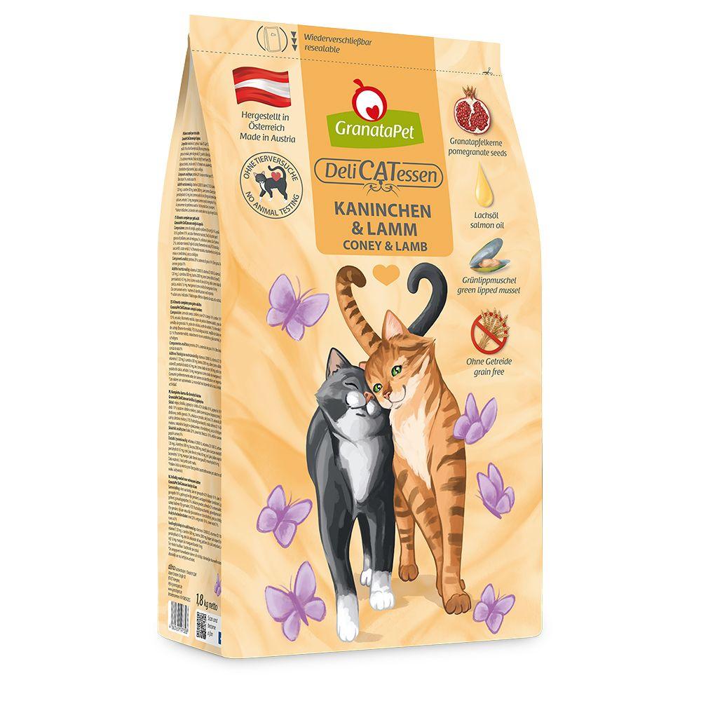 GranataPet DeliCatessen Adult Kanin & lamm - 1,8 kg