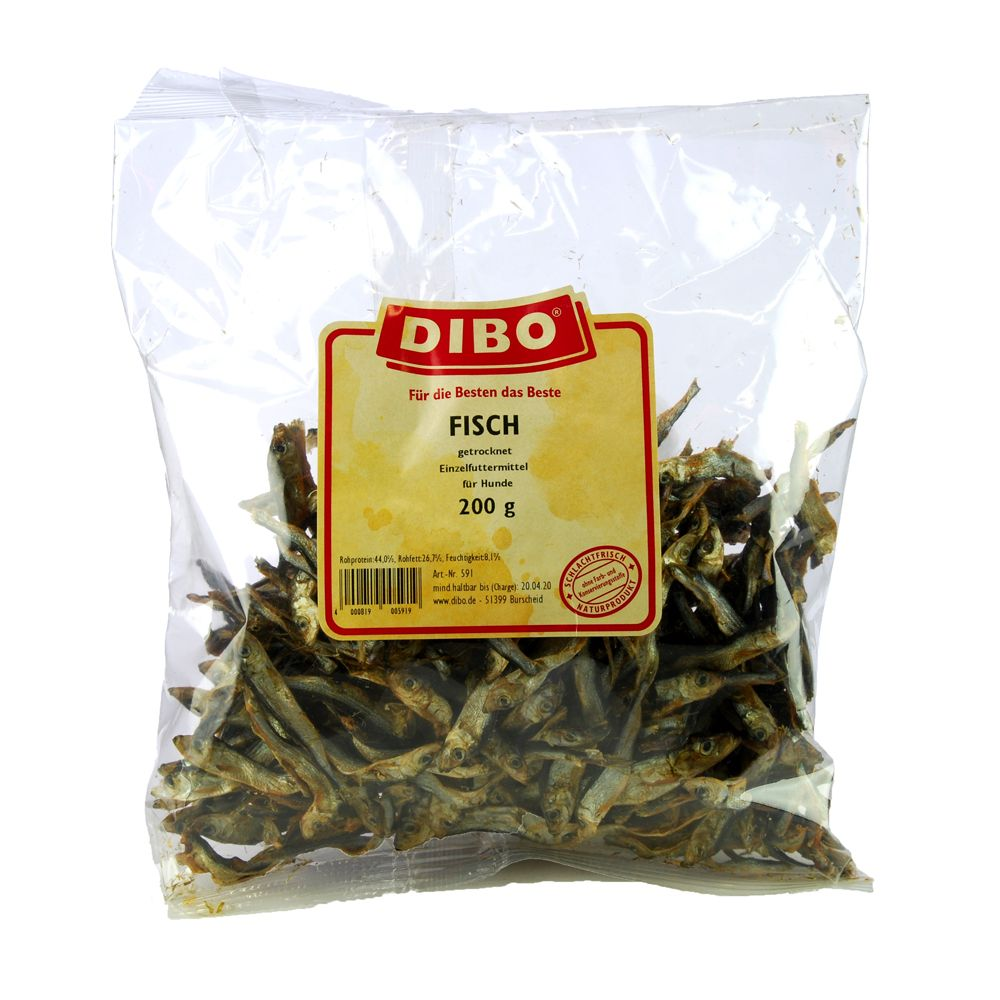 Image of Dibo Pesce essiccato - 200 g