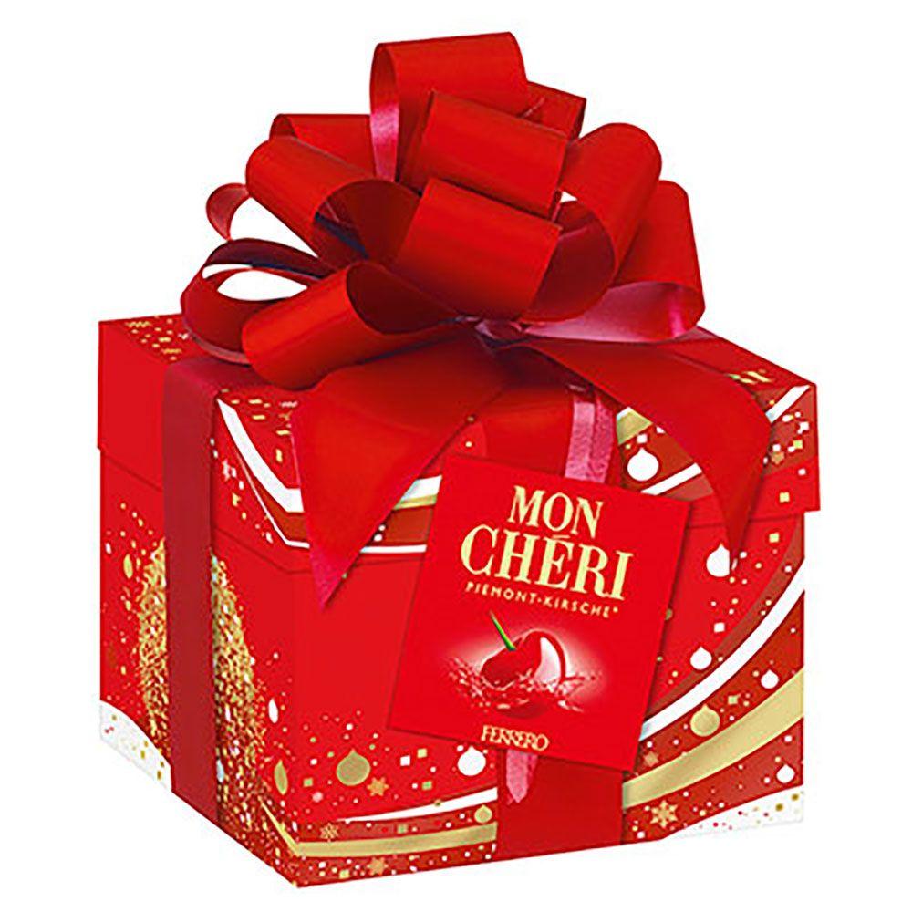 3 x 283 g Mon Chéri Geschenkbox