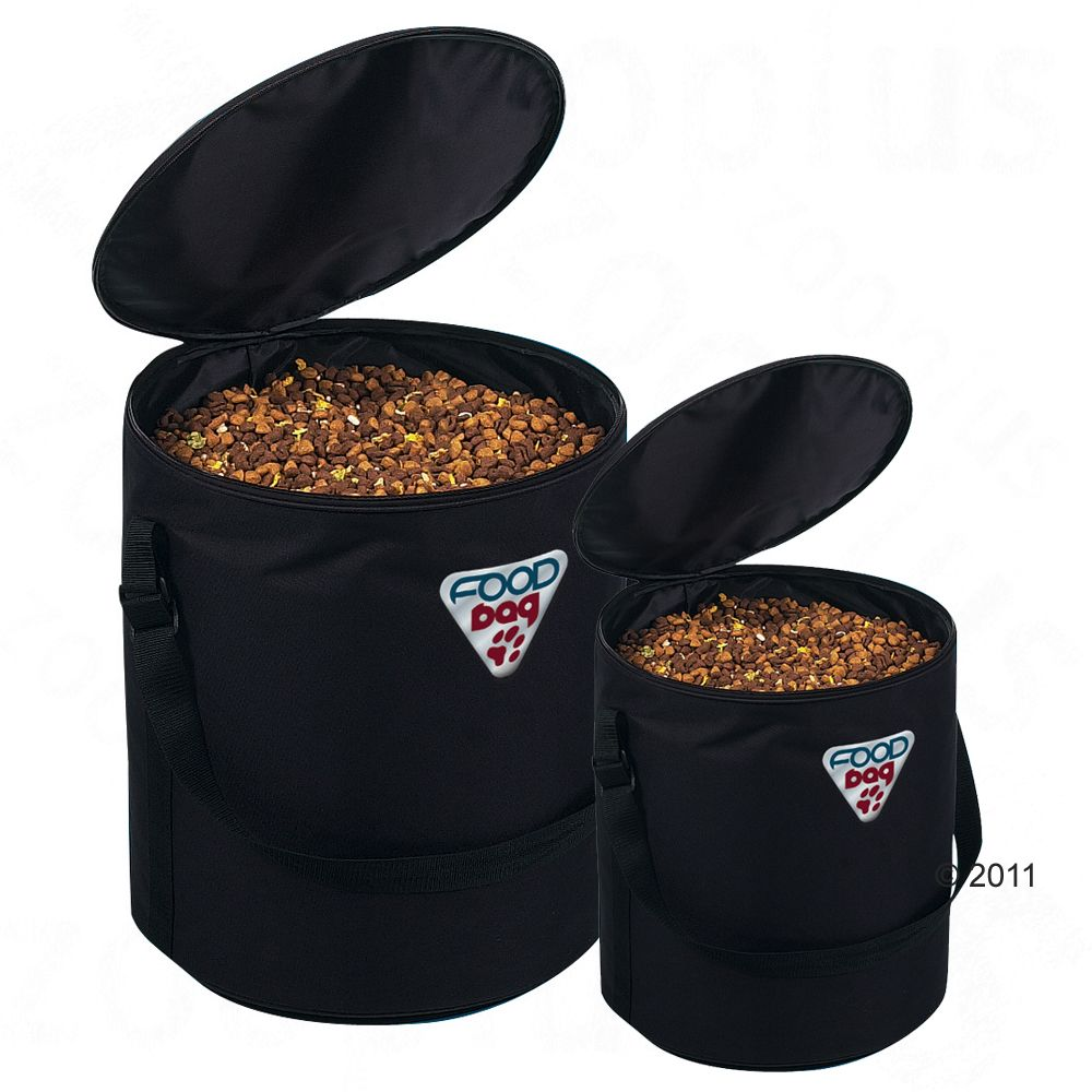 Futtertonne aus Nylon bis 25 kg Trockenfutter