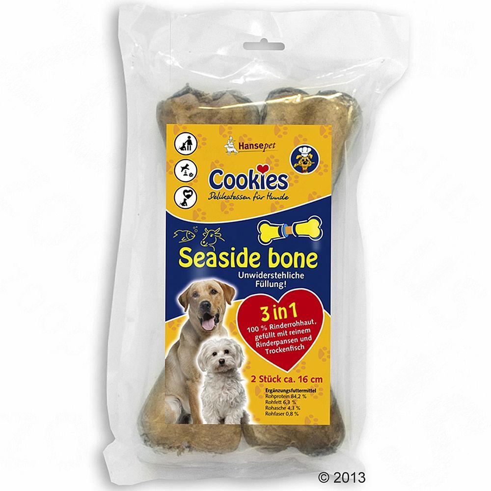 Kość dla psa Cookie´s Seaside Bone - 10 x 16 cm
