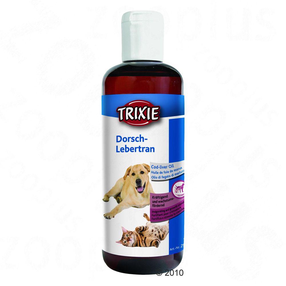 Trixie Tran z dorsza z dodatkiem oleju z ostu - 250 ml
