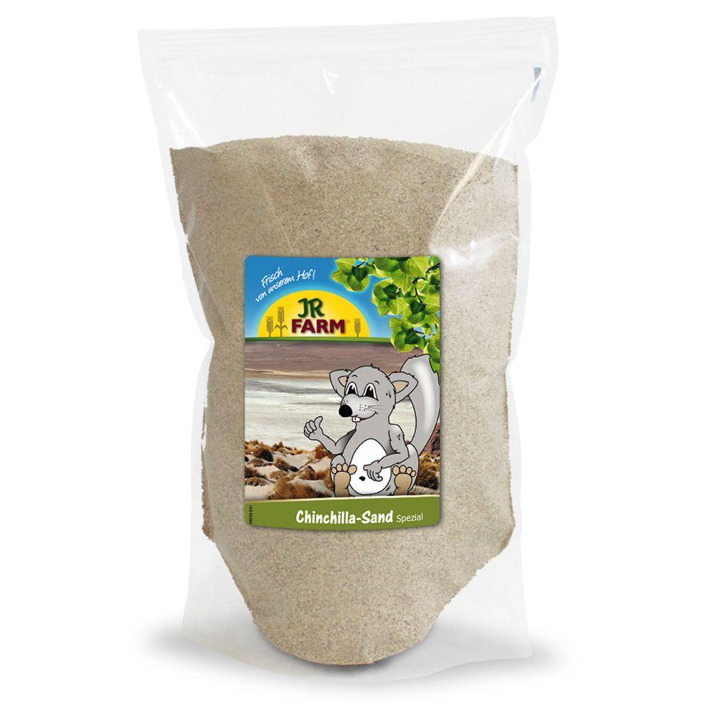 JR Farm Chinchilla-Sand Special - 1 kg