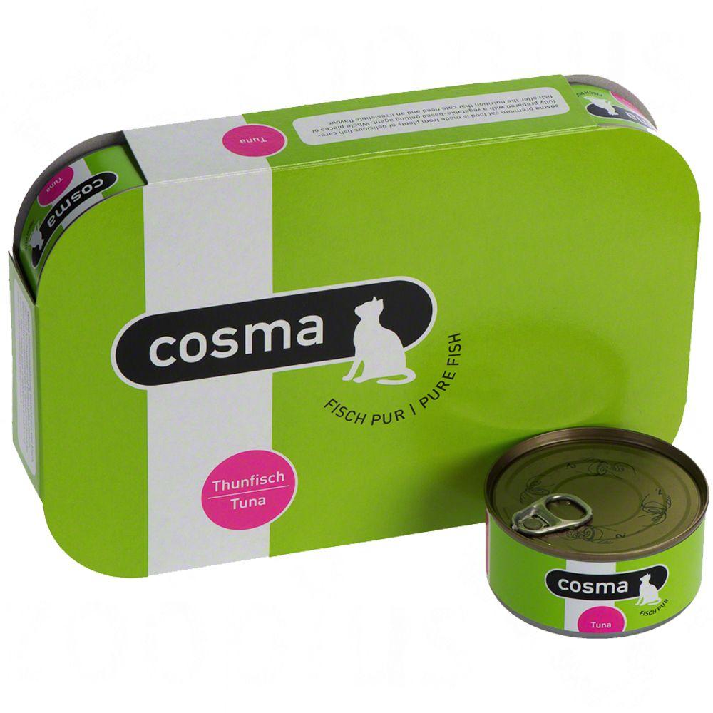 Cosma Original in Jelly 6 x 170 g - Lachs