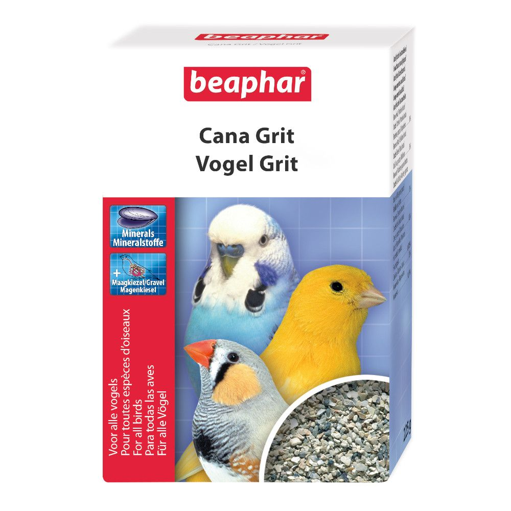 Image of Beaphar Grit per uccelli - 225 g