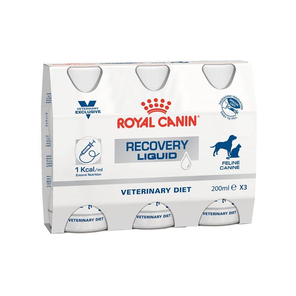 Royal Canin Veterinary Diet Recovery Liquid - Ekonomipack: 6 x 200 ml