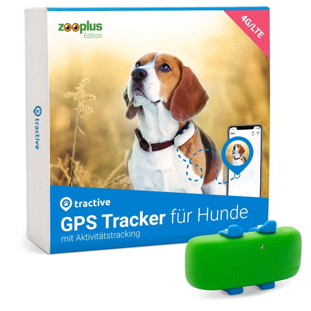 Tractive GPS- und Aktivitätstracker für Hunde (Edition 2021) - 1 Stück