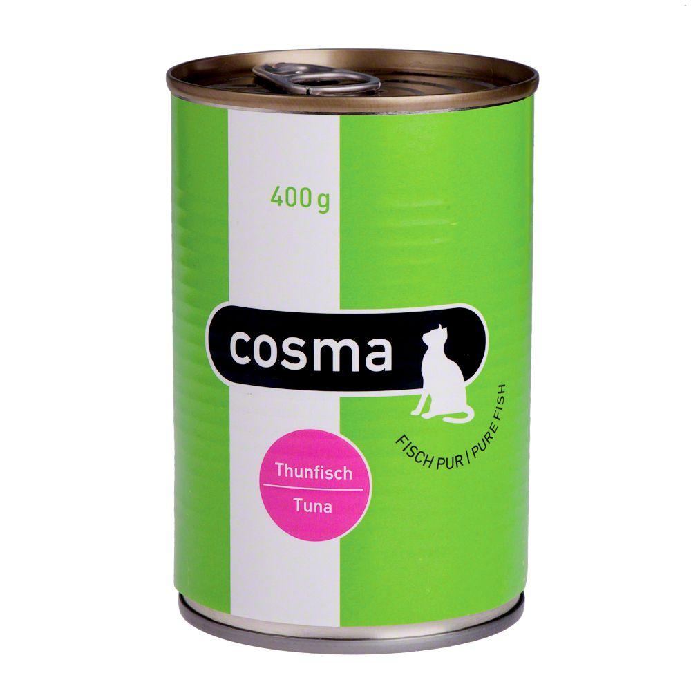 Cosma Original i gelé 6 x 400 g - Sardiner