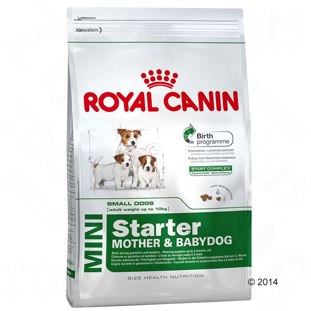 Royal Canin Mini Starter Mother & Babydog - 2 x 8,5 kg