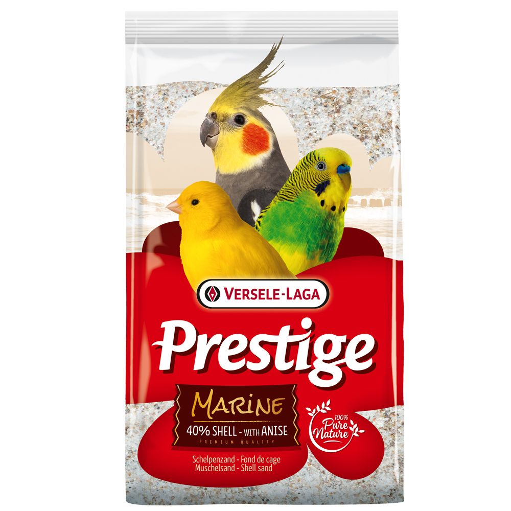 INOpets.com Anything for Pets Parents & Their Pets Prestige Premium Bird Sand - 5kg