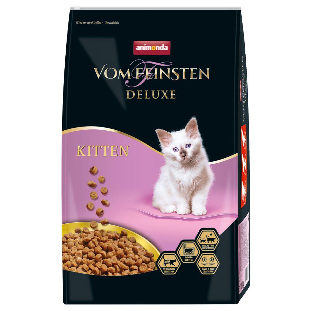 Varčno pakiranje Animonda vom Feinsten Deluxe 2 x 10 kg - Adult piščanec