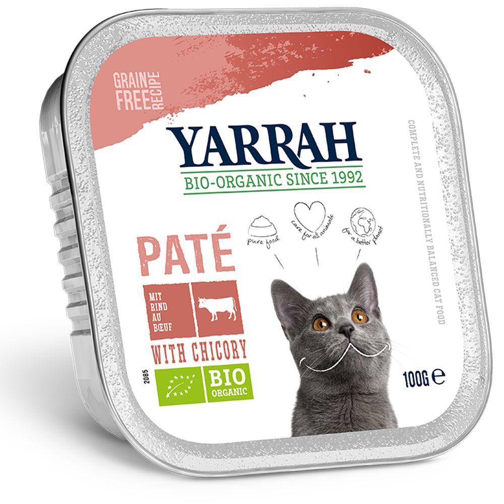Sparpaket Yarrah Bio 48 x 100 g - Bröckchen-Mix...