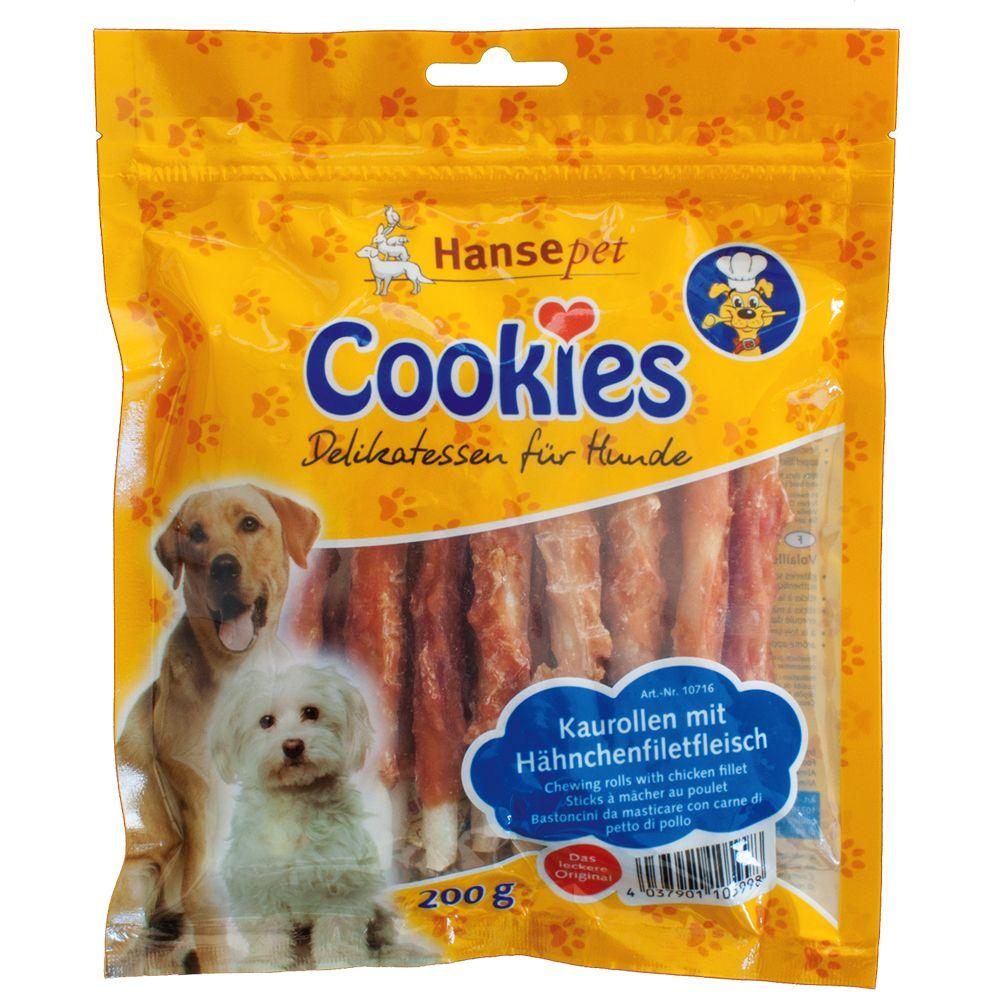Cookie's Delikatess Rurki