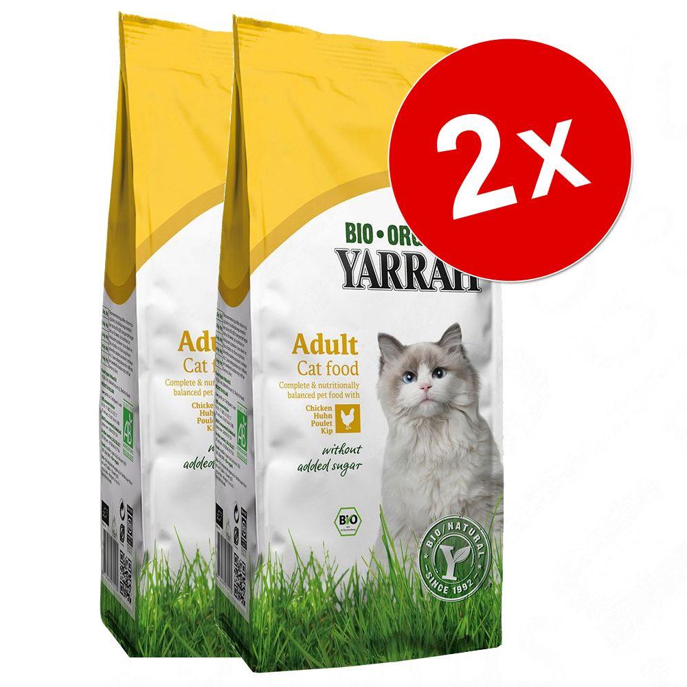 Chat Croquettes Yarrah croquettes bio Lots économiques croquettes pour chat Yarrah