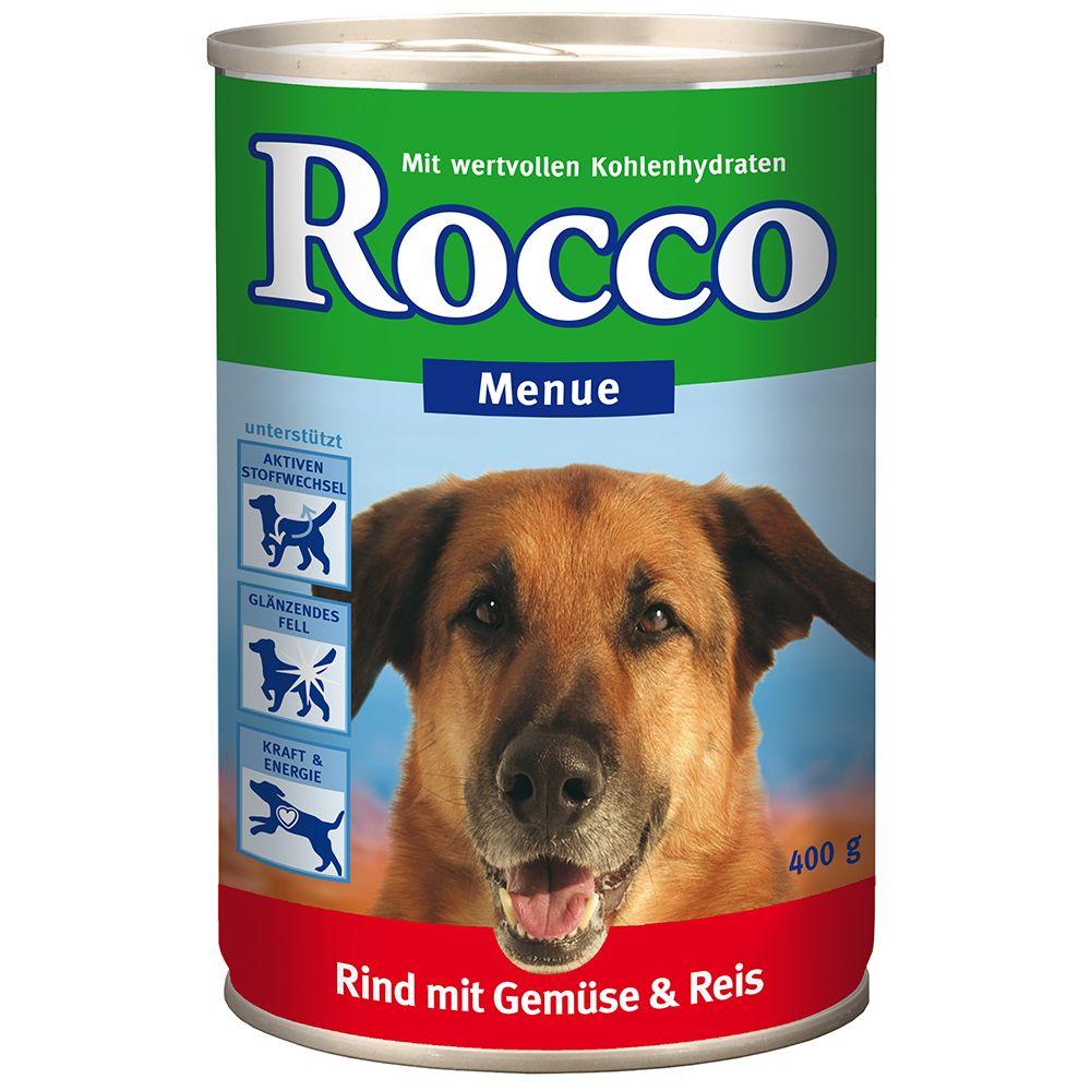 Rocco Menu, 6 x 400 g - W