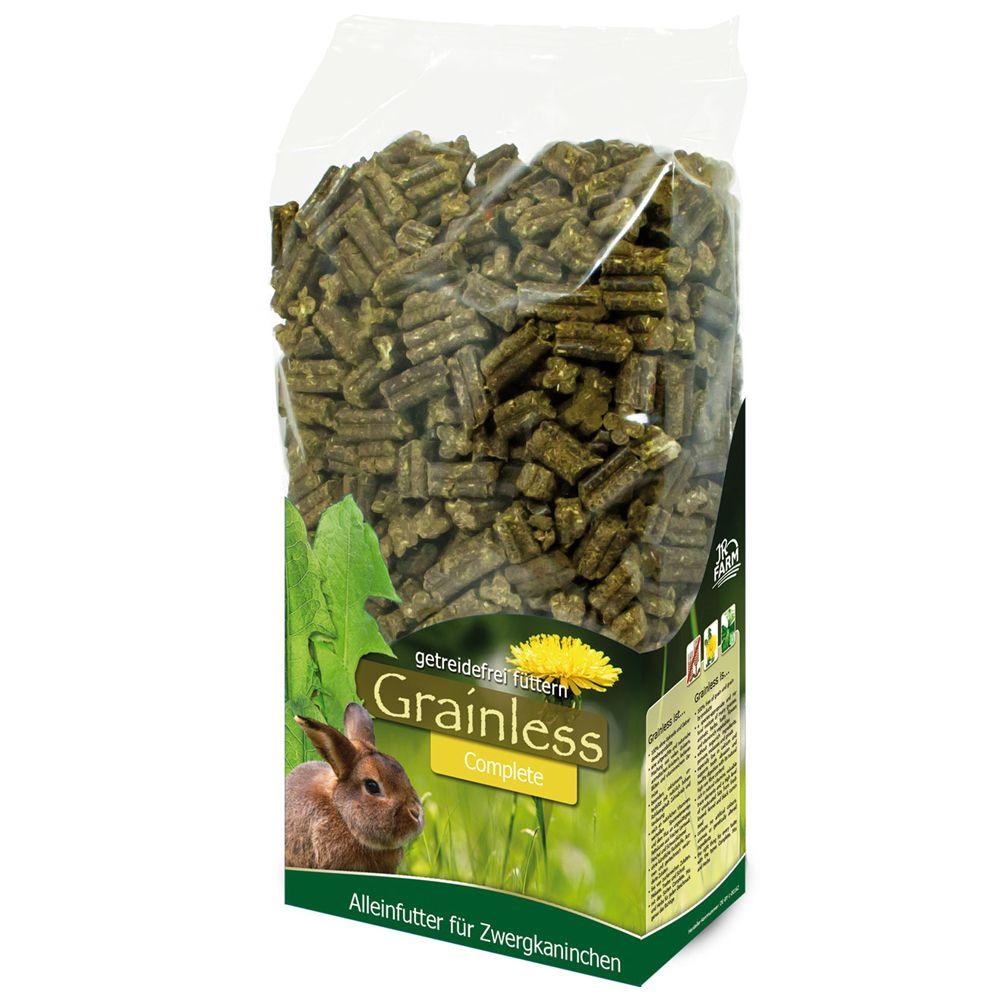 JR Farm Grainless Complete Zwergkaninchen - 15 kg