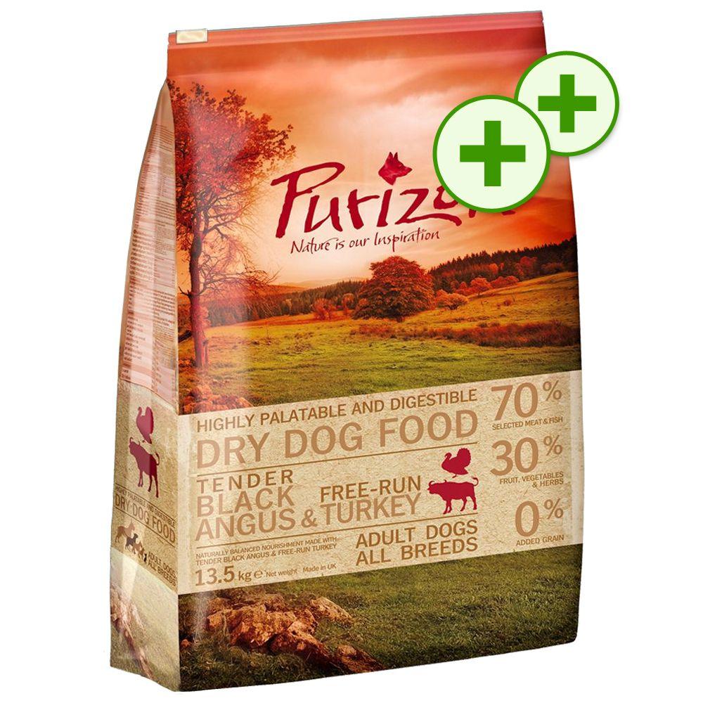Foto Doppi Punti Fedeltà: Purizon 12 kg - Adult Black Angus & Tacchino - senza cereali Purizon Dog