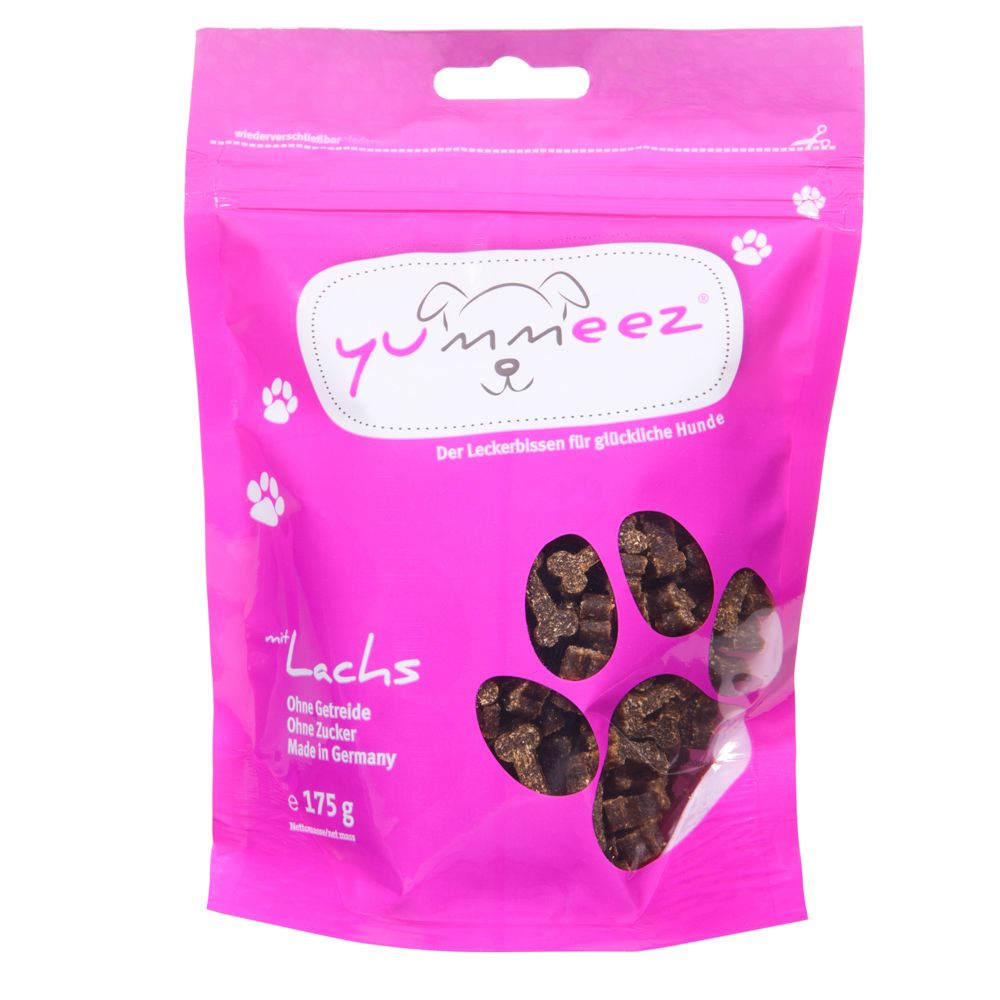 Yummeez Bone Chews 175g - Salmon