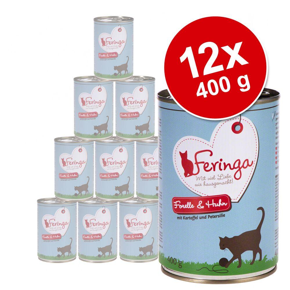 Sparpaket Feringa Menü Duo-Sorten 12 x 400 g - gemischtes Paket