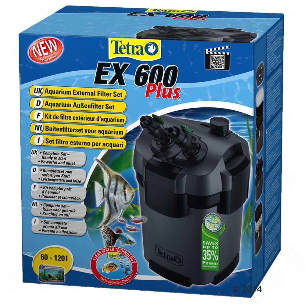 Foto Filtro esterno Tetra EX Plus - EX 1200 Plus per acquari da 250 - 500 litri