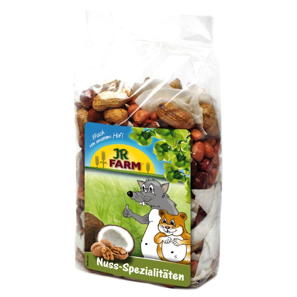 JR Farm Spécialité de noix pour rongeur et oiseau - 200 g