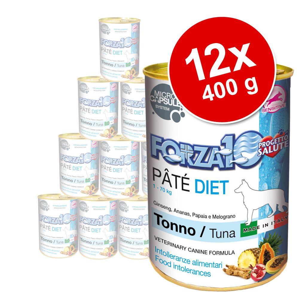 Chien Boîtes et sachets Forza10 Diet