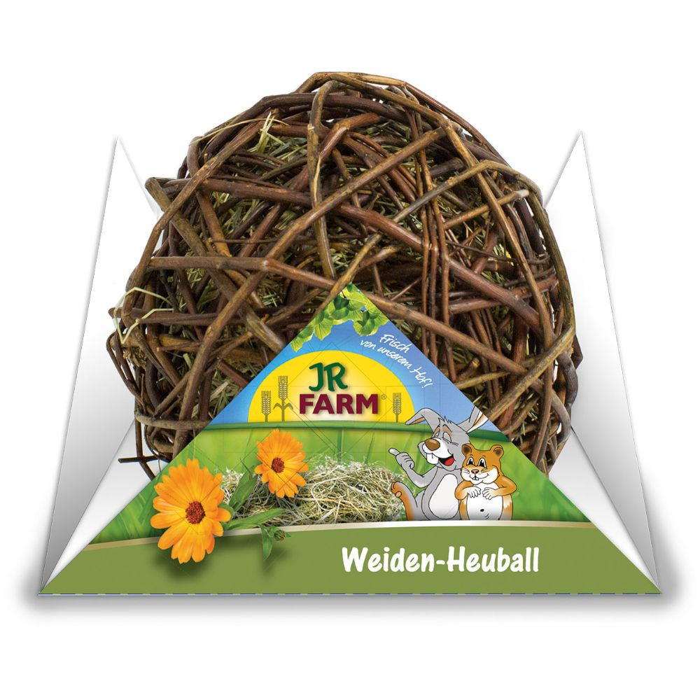 JR Farm Willow Hay Ball - 1 piece