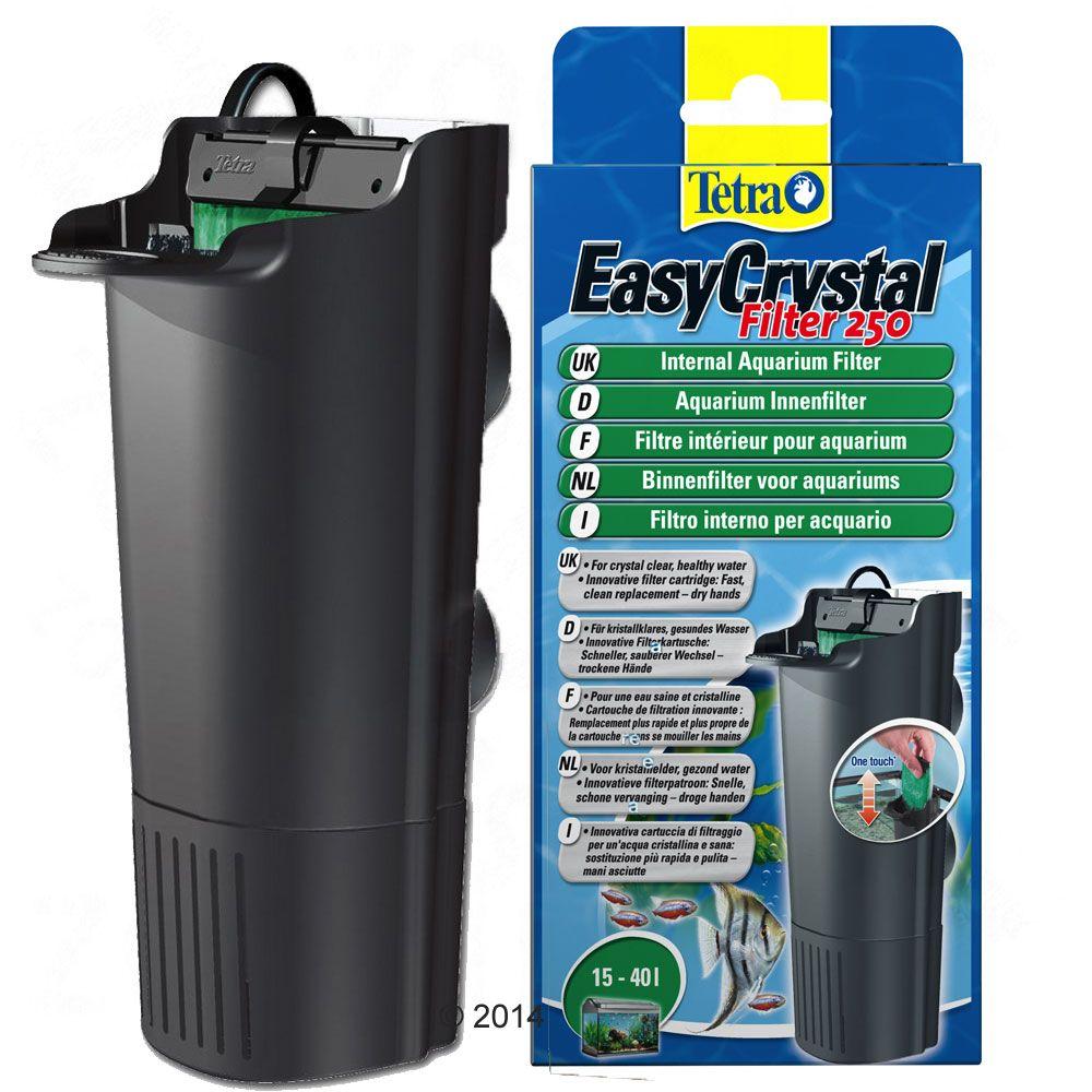 Foto Filtro interno Tetratec EasyCrystal Filter 250 - acquari da 15 - 40 l