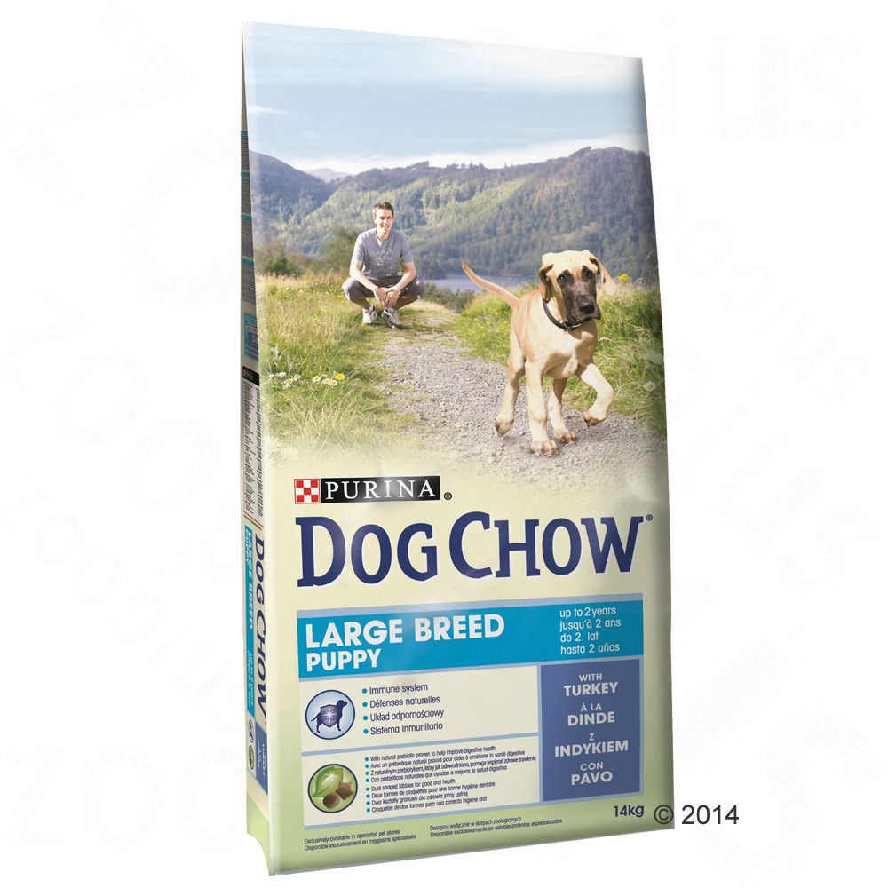 Purina Dog Chow Puppy Lar