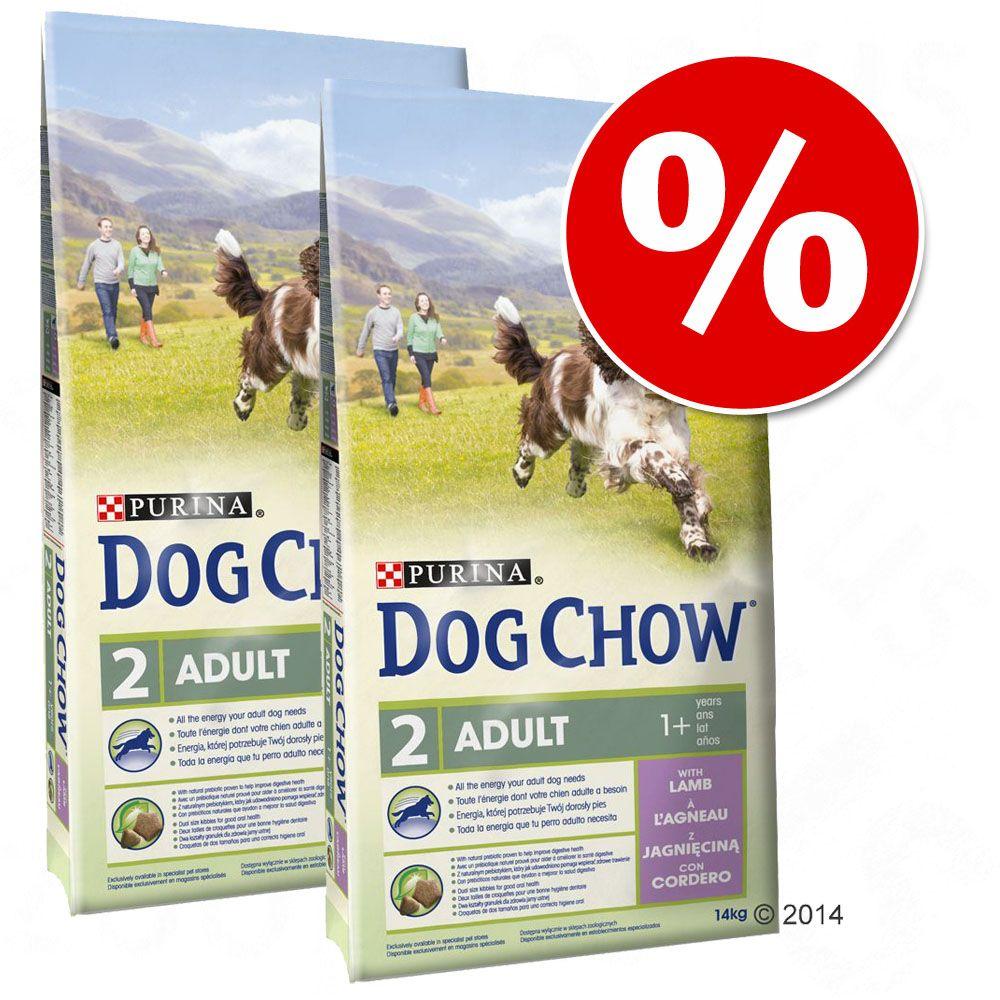 Dwupak Purina Dog Chow, 2