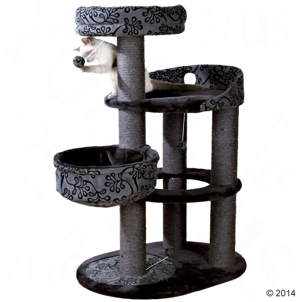Black/ Anthracite Trixie Filippo Cat Tree