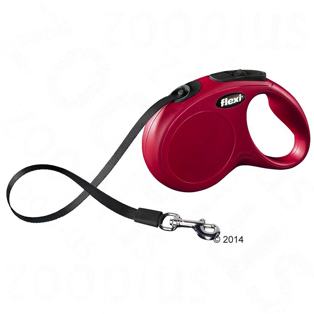 flexi-new-classic-szalagporaz-ml-piros-5-m-flexi-new-classic-ml-szalagporaz-piros