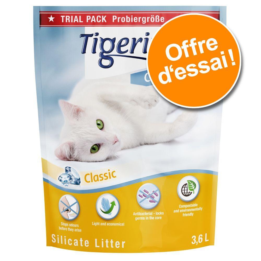 Chat Litière ★ Tigerino Litière de silice Tigerino Crystals