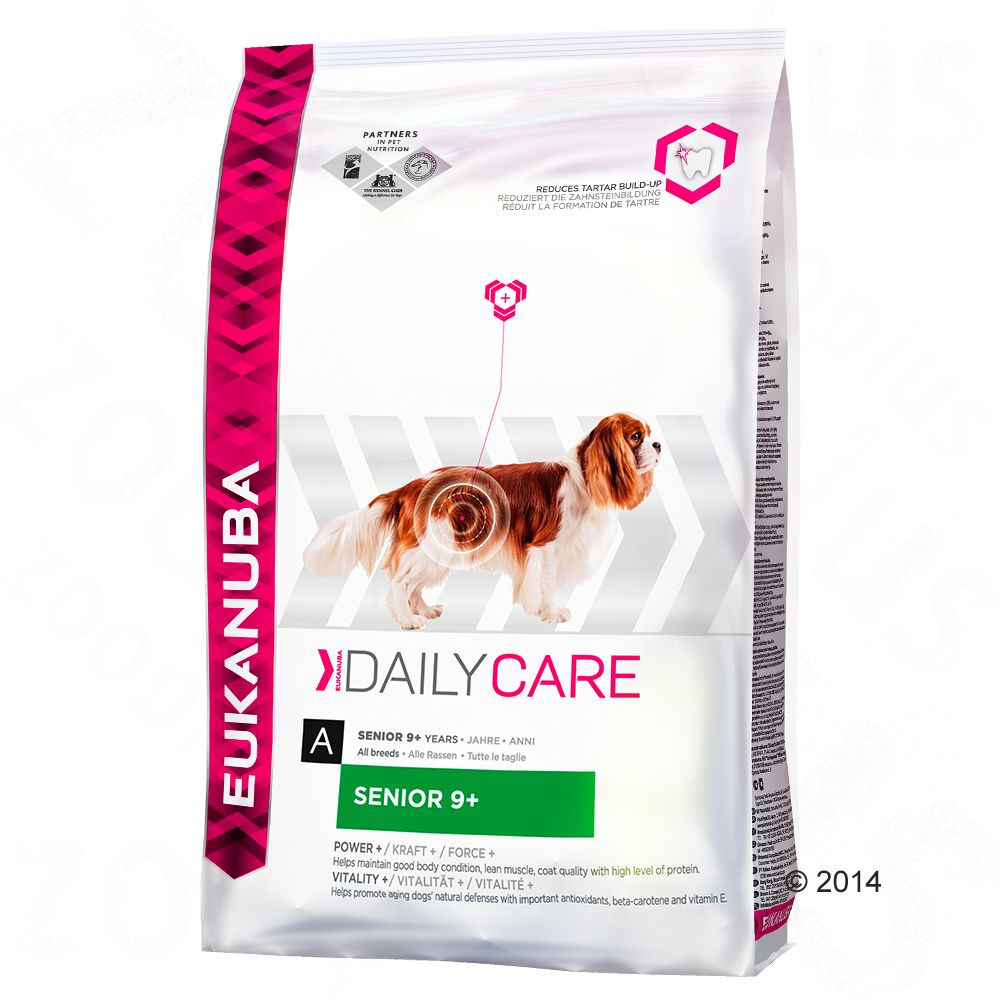 Eukanuba Daily Care - Senior 9+ - 12kg