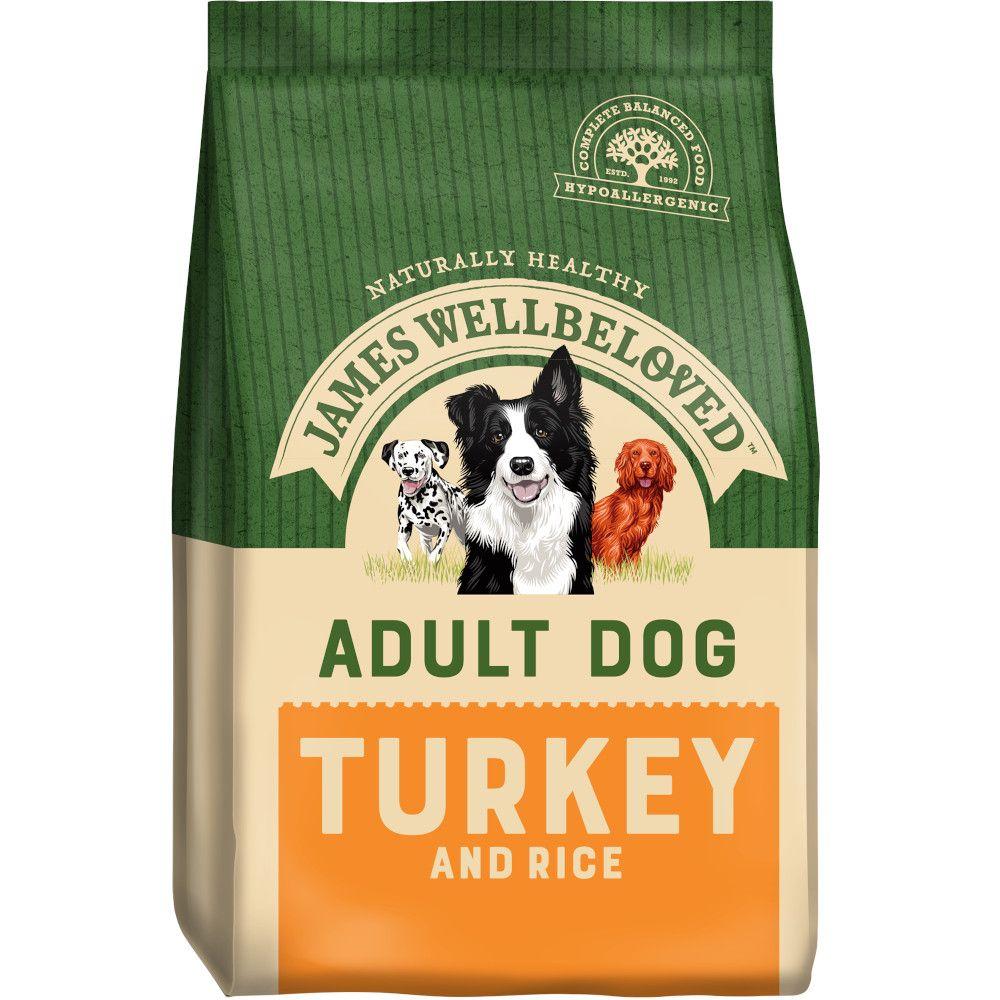 James Wellbeloved Adult - Turkey & Rice - 2kg