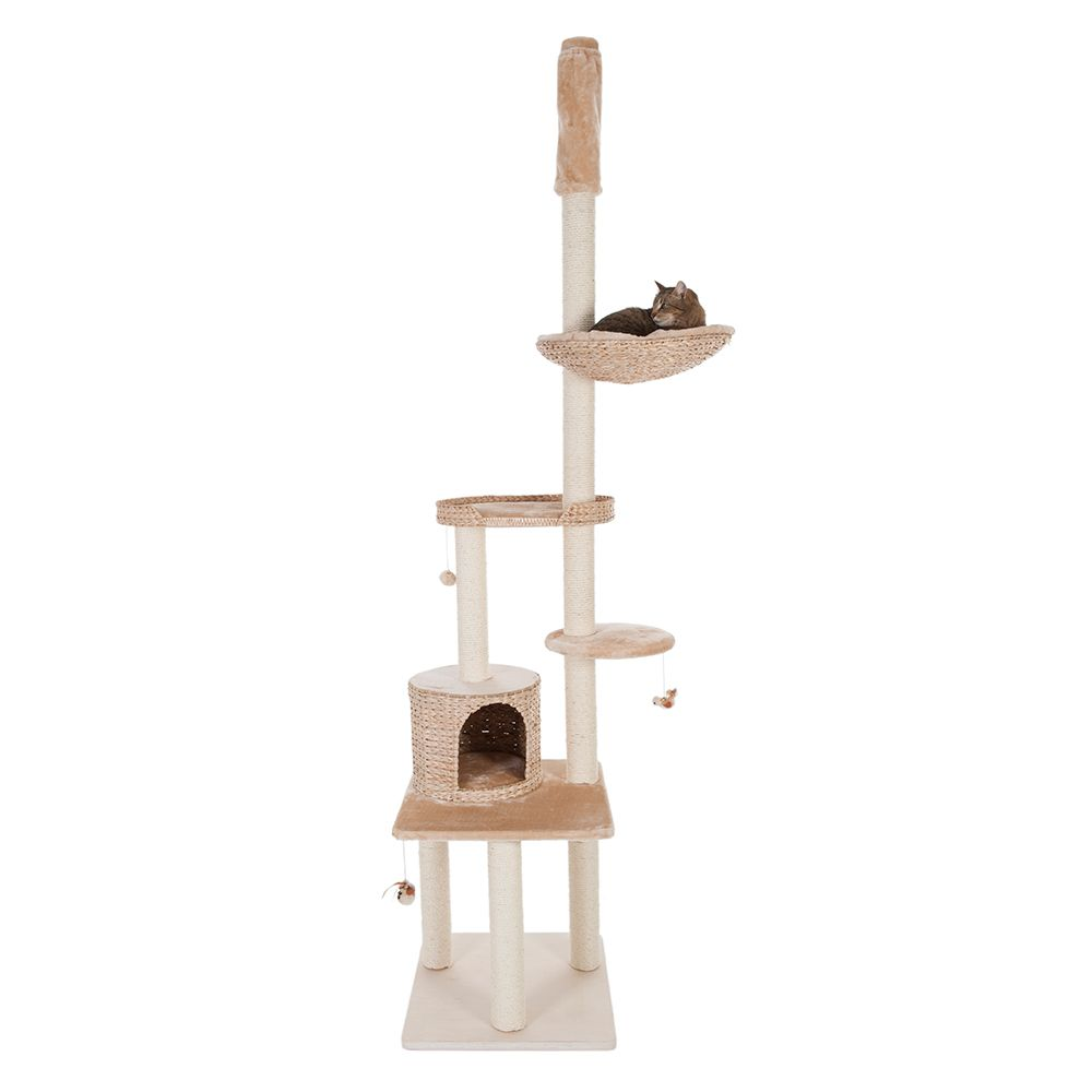 Natural Home V Cat Tree