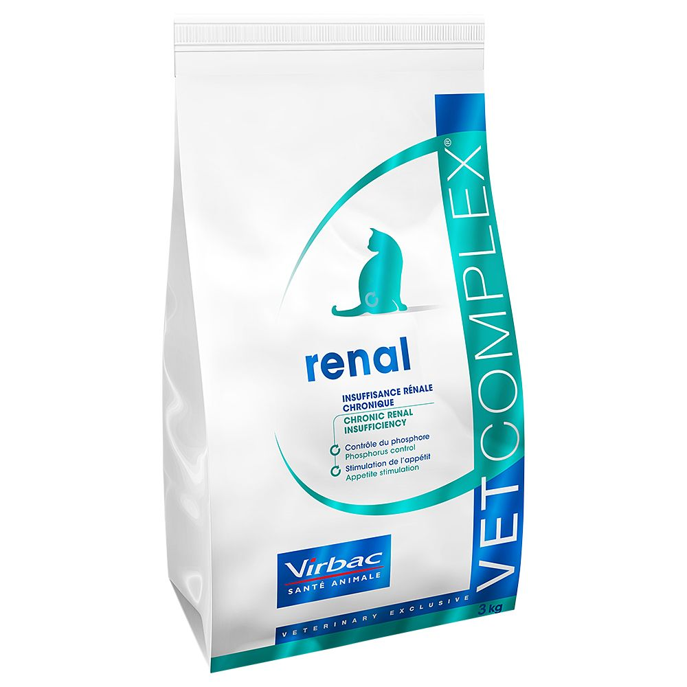 Virbac Vetcomplex Feline Renal - 3kg