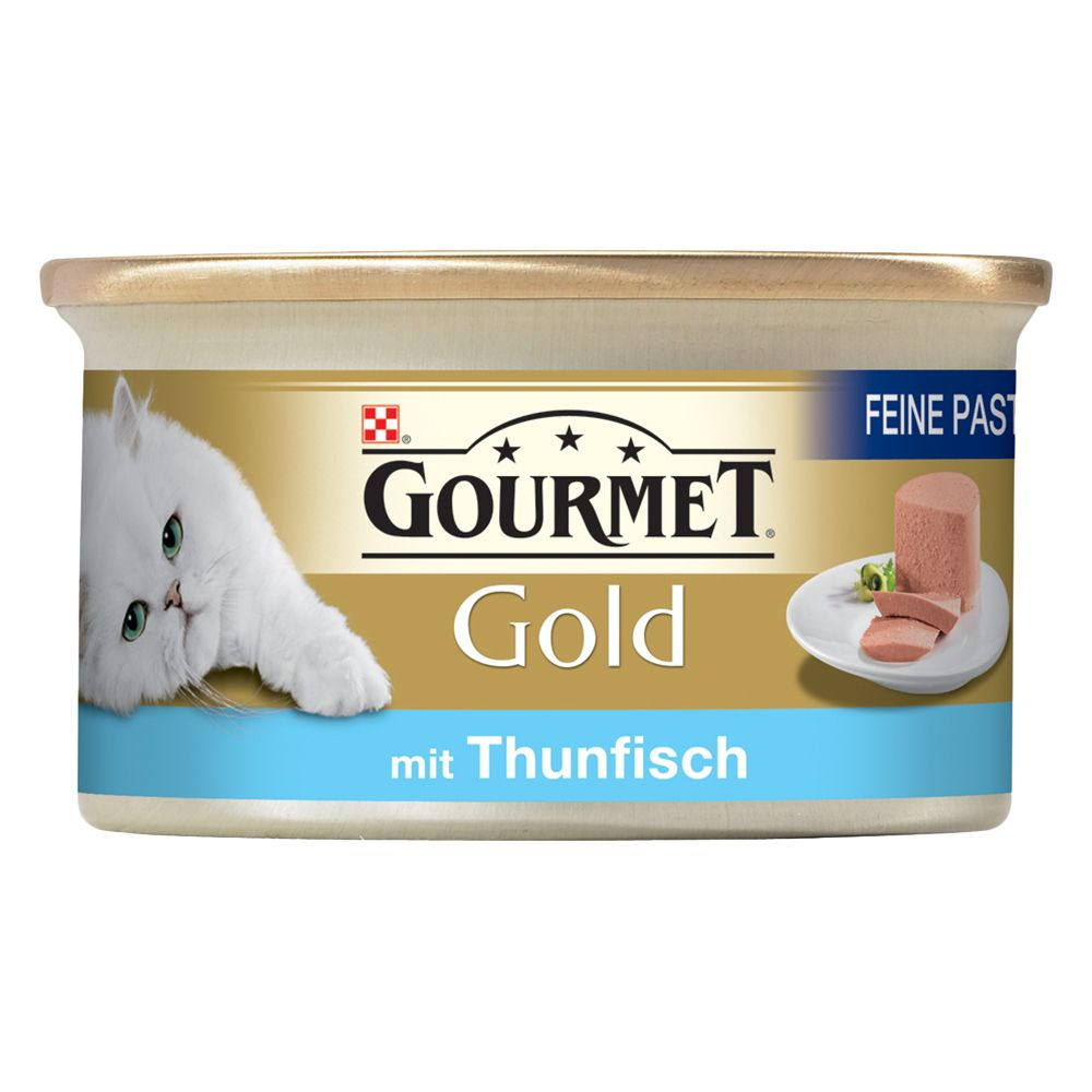 85g Gourmet Gold Wet Cat Food