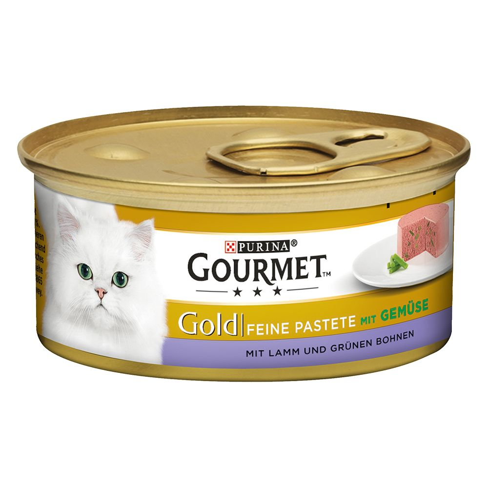 Image of Gourmet Gold Mousse 85 gr: Pesce dell'Oceano