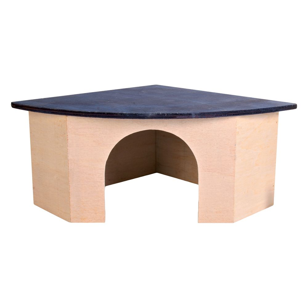 Small Pet Corner House - 52 x 37/37 x 18 cm (L x W x H)