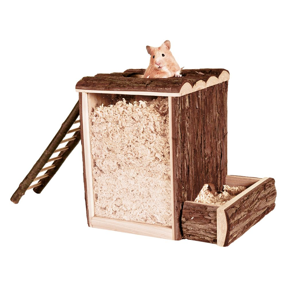 Burrow & Play Tower Diggy - 25.5 x 20 x 24.5 cm