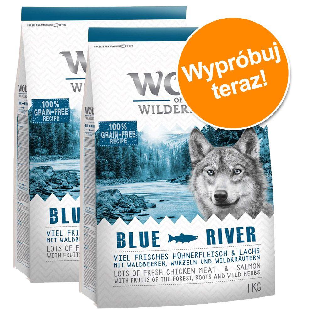 Pakiet próbny Wolf of Wil