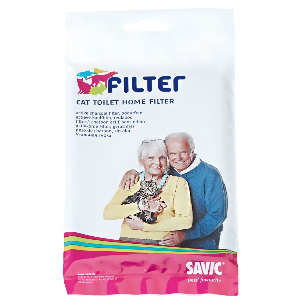 Replacement Filter For Savic Cat Litter Boxes