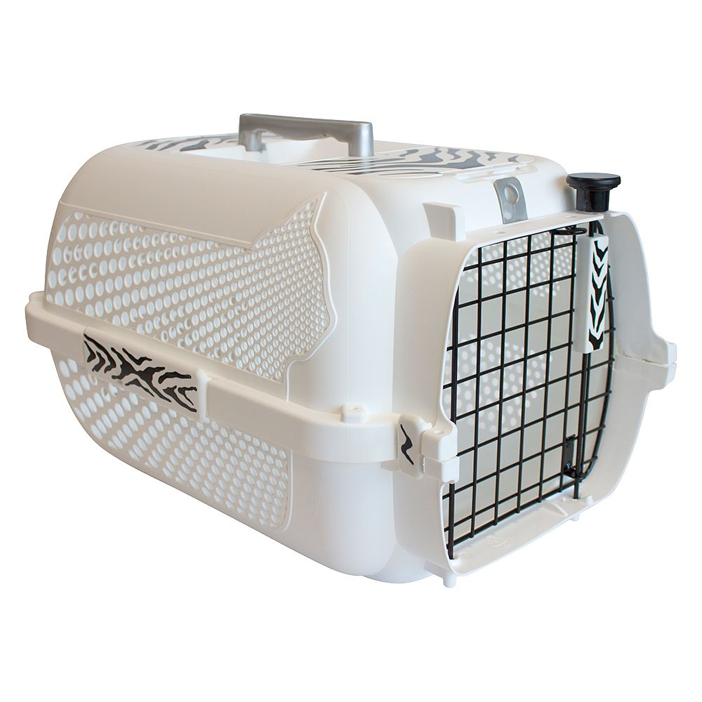 Catit Transportbox White Tiger Voyageur White -...