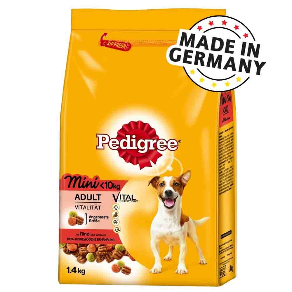 Pedigree Adult Mini, z wo