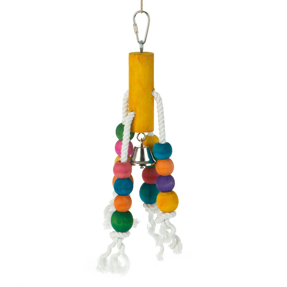 INOpets.com Anything for Pets Parents & Their Pets Pico Bird Toy - 24cm