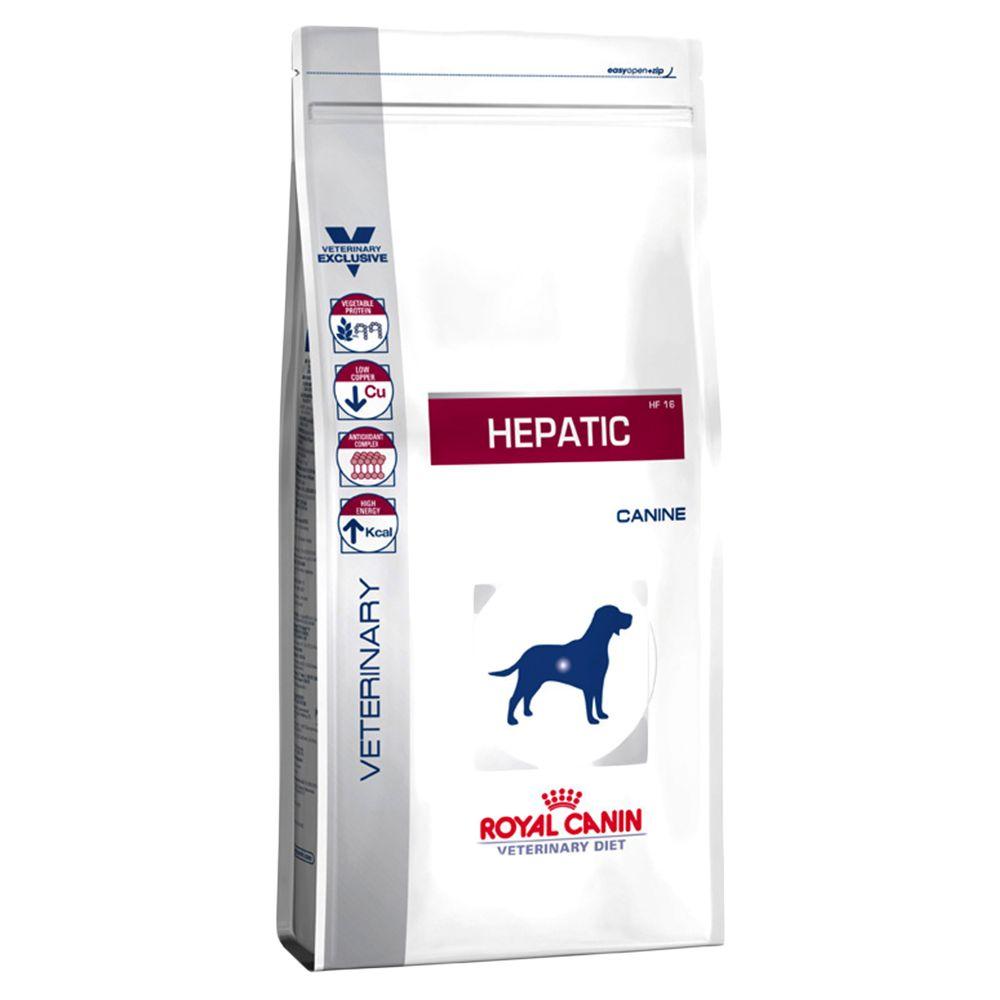 Royal Canin Hepatic HF 16 - Veterinary Diet - Sparpaket: 2 x 12 kg