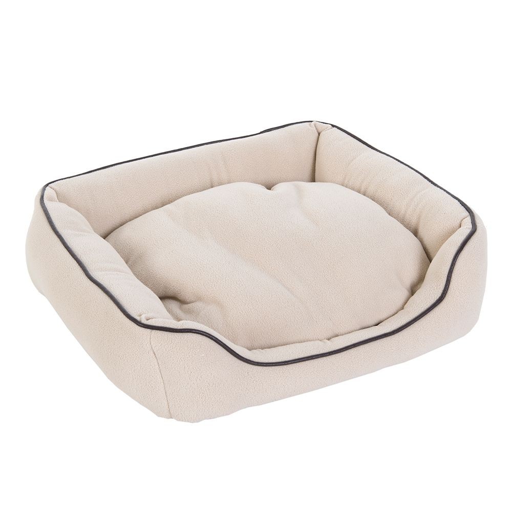 Vanilla Pet Bed Beige
