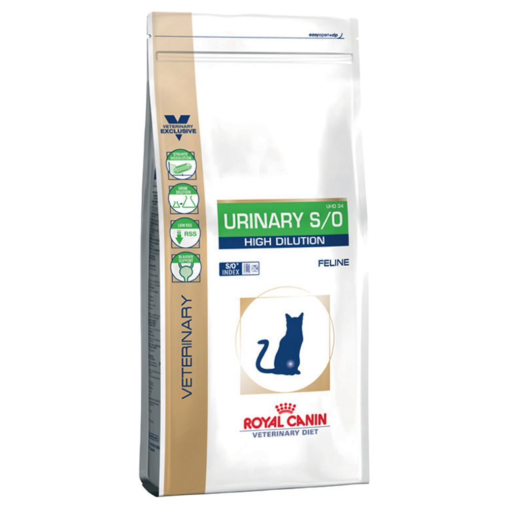 Royal Canin Veterinary Diet Cat - Urinary S/O High Dilution - 3.5kg