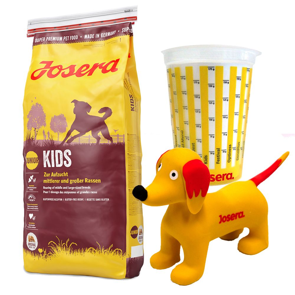 Josera Puppy Set with 1.5kg Josera Kids/MinisBest